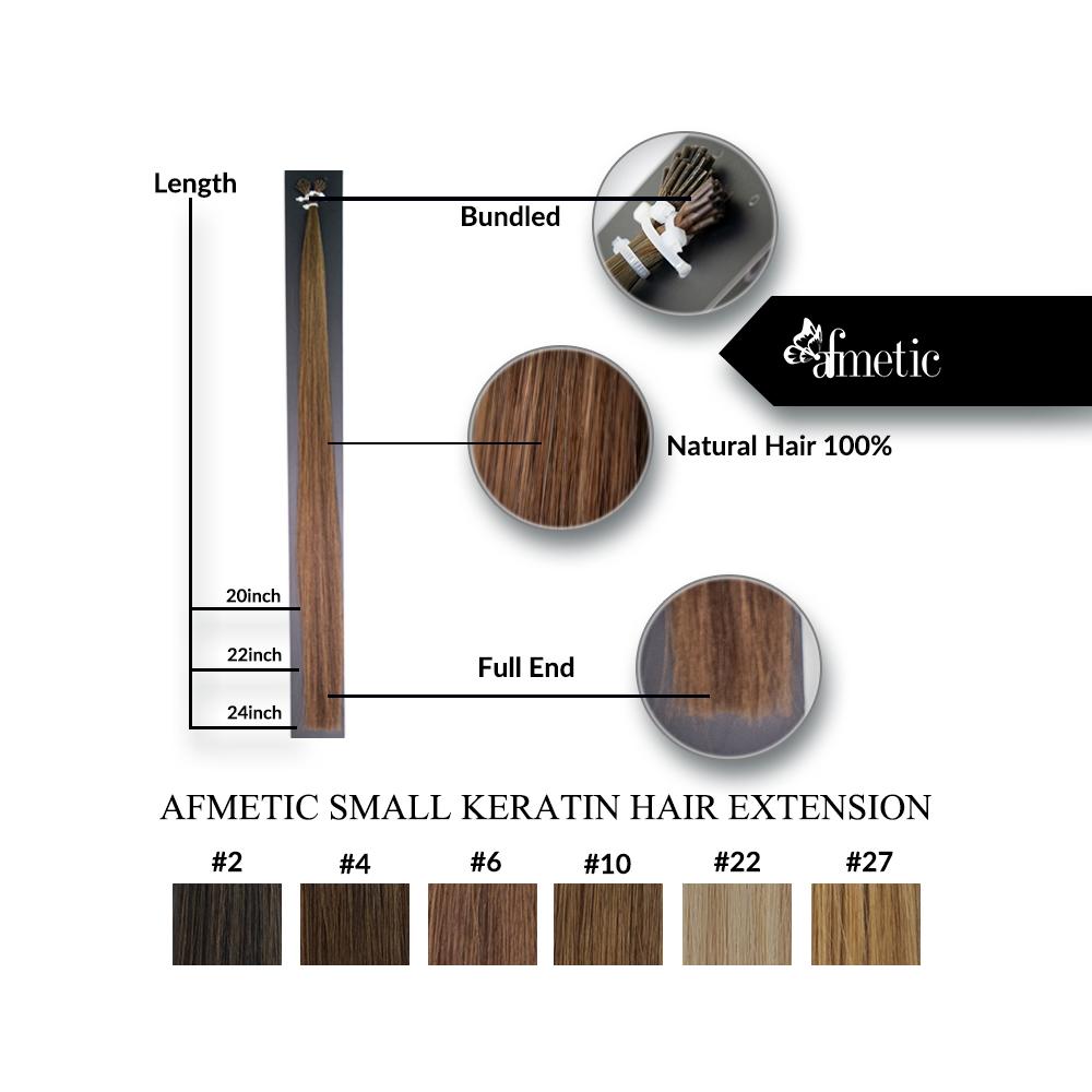 Afmetic Small Keratin