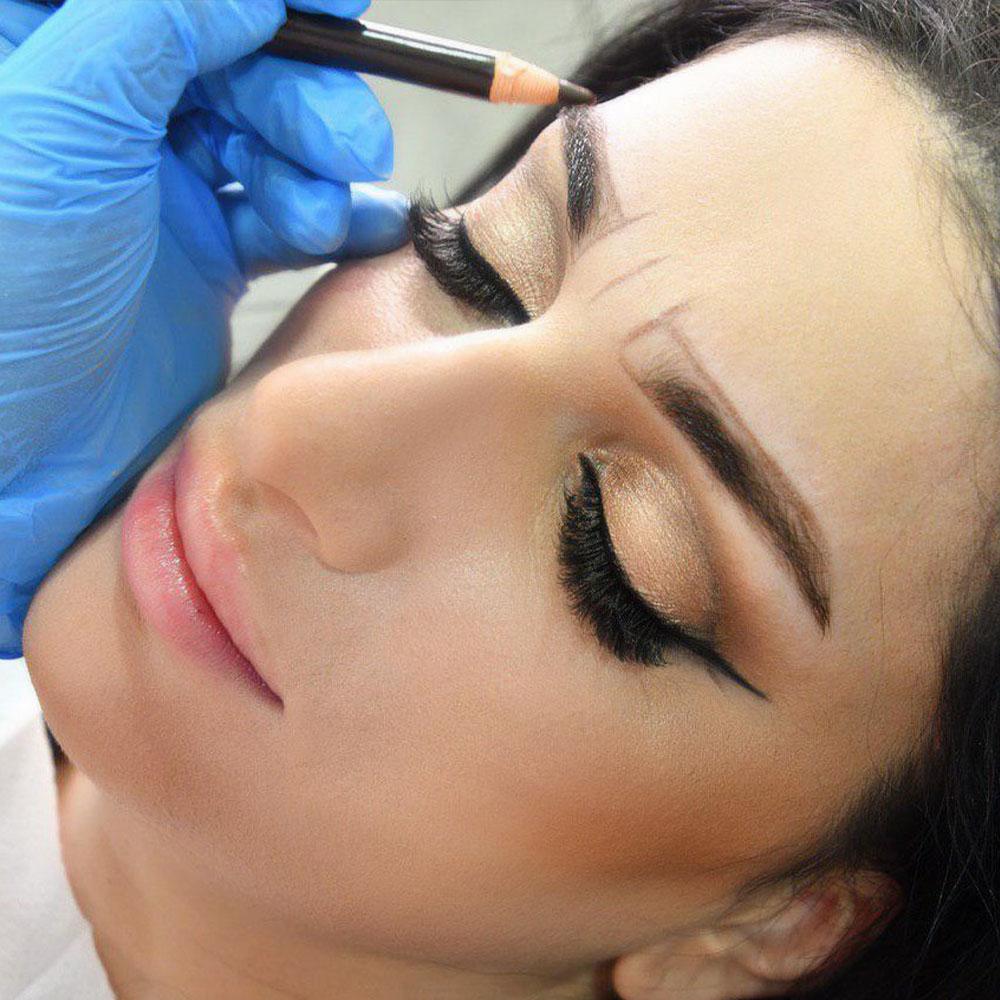 Afrina Eyebrow Course Second