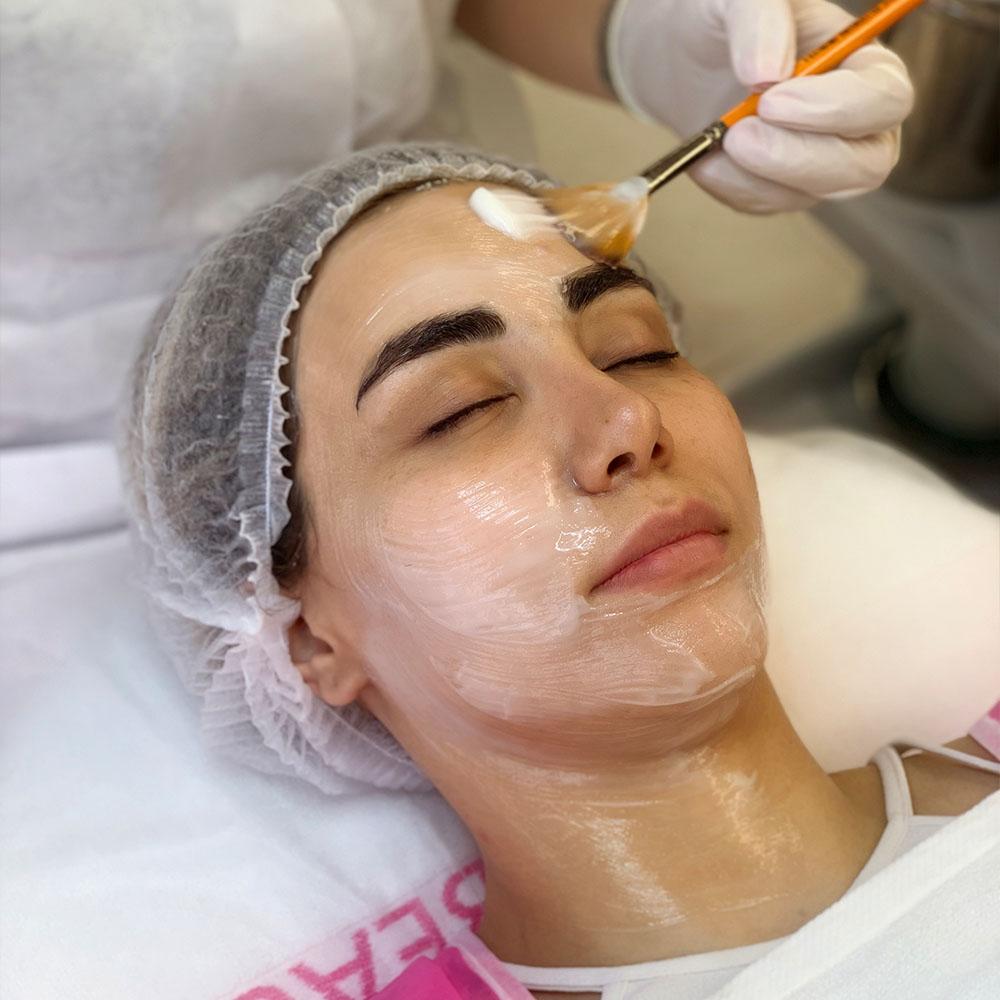 Afrina Facial Process 1