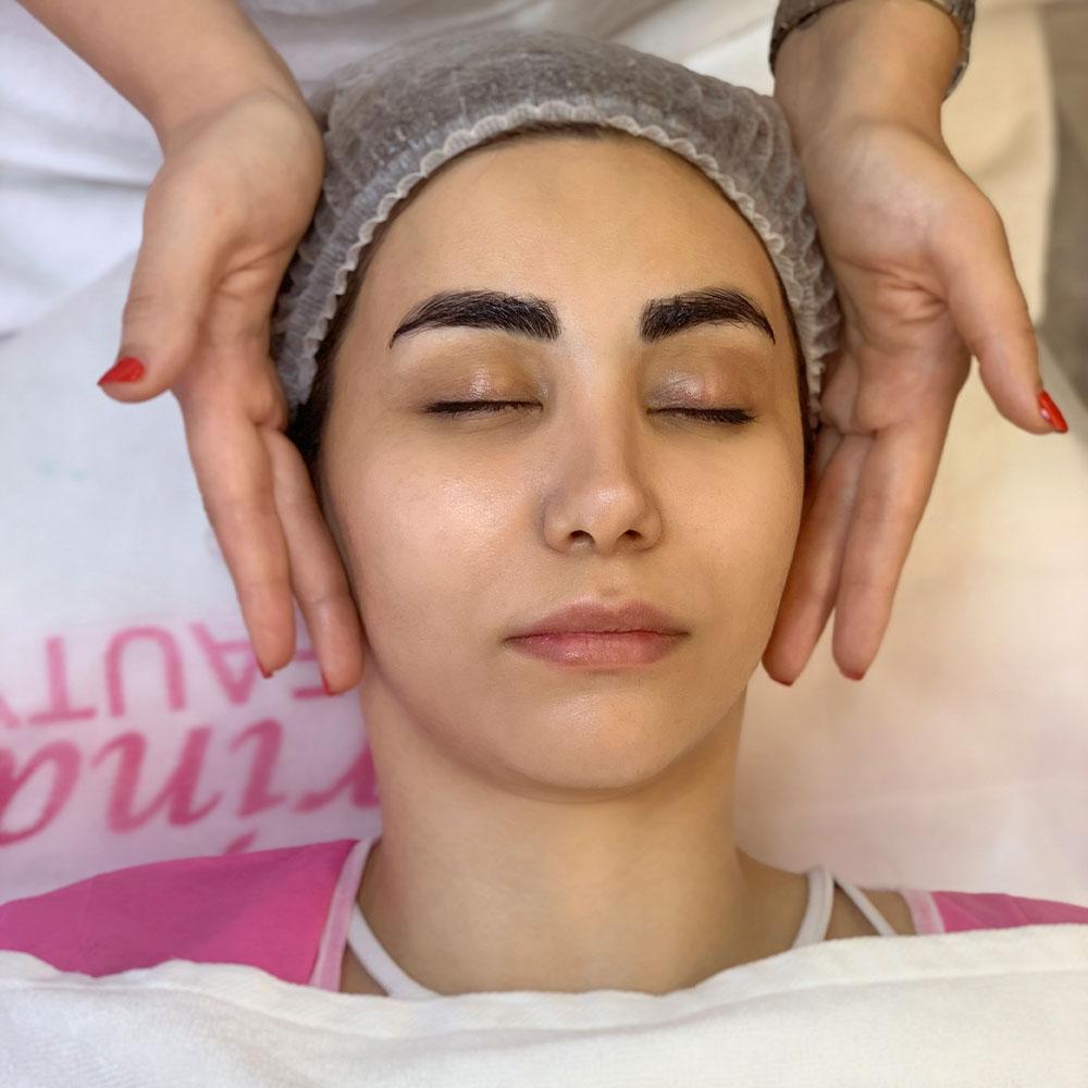 Afrina Facial Process 4