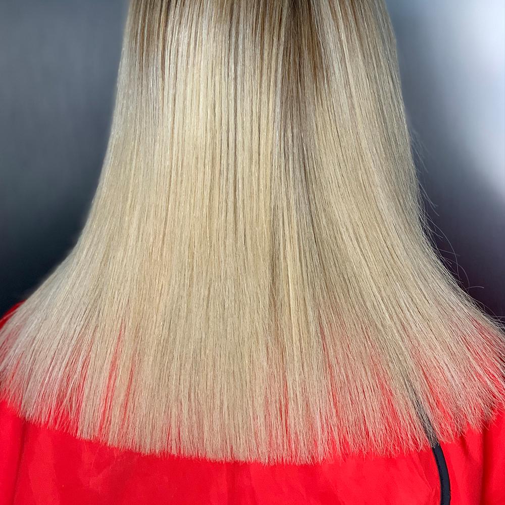 Afrina Hair Cut