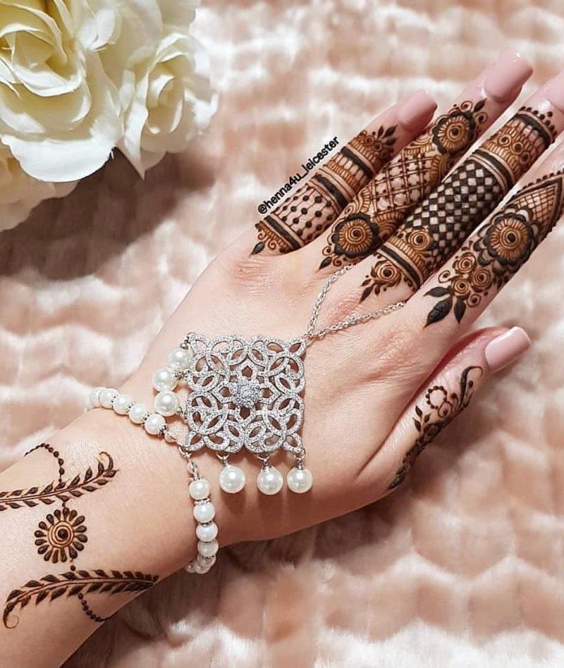 Afrina Henna Course
