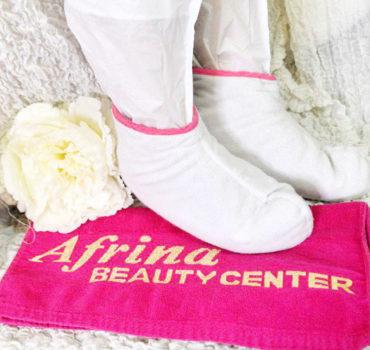 Afrina Paraffin Feet