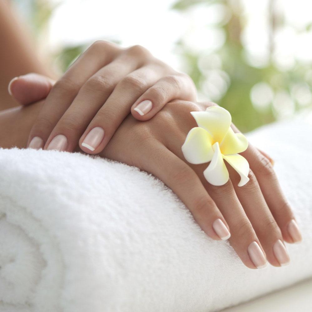Afrina Spa Manicure