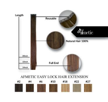 Afmetic Easy lock