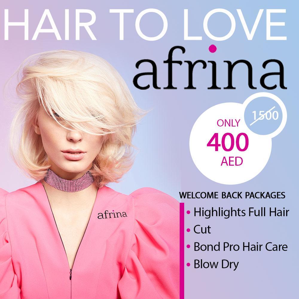 Afrina Hair To love