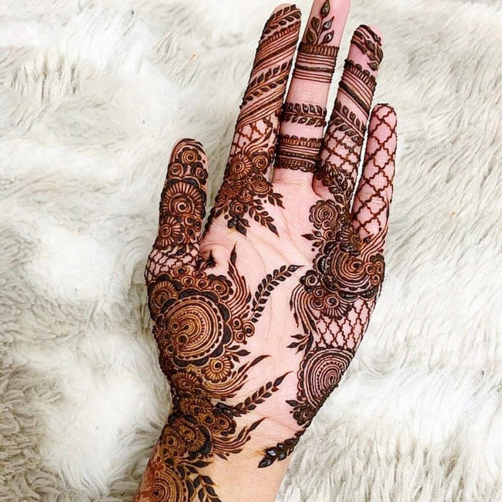 Afrina Indian Style Henna