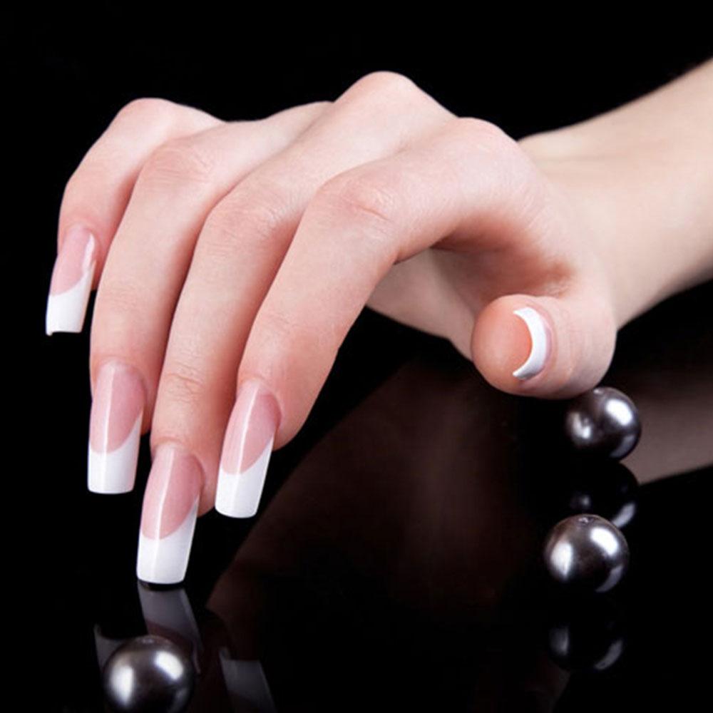 Afrina Plastic Nail Tips Tarkib