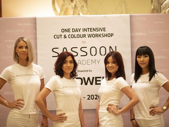 Sassoon Academy Event 8 March 2020