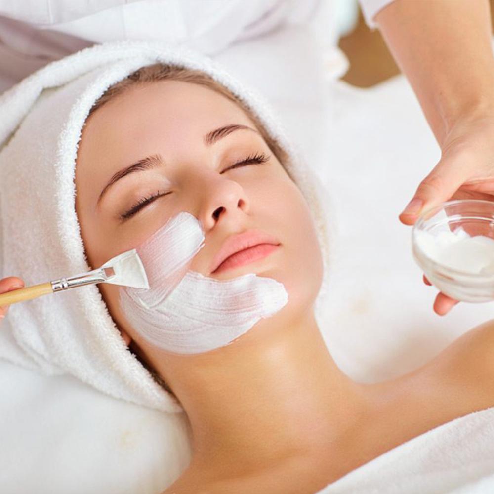 Afrina Basic Skin Care Training