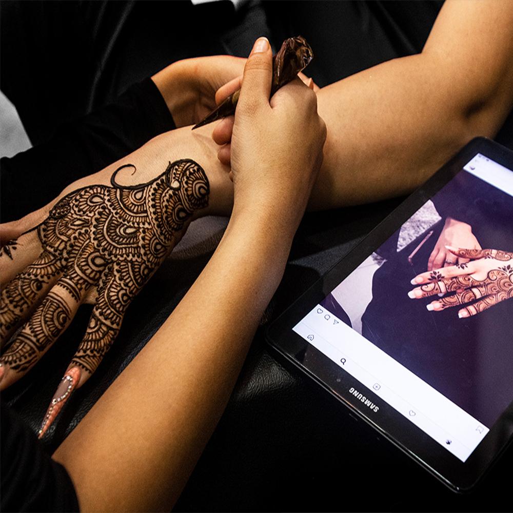 Henna Course
