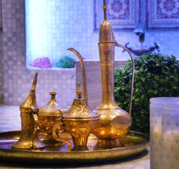 Afrina Moroccan Bath VIP