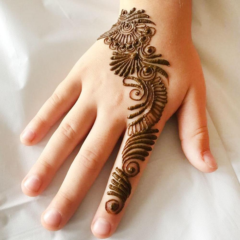 Arabic Henna kids