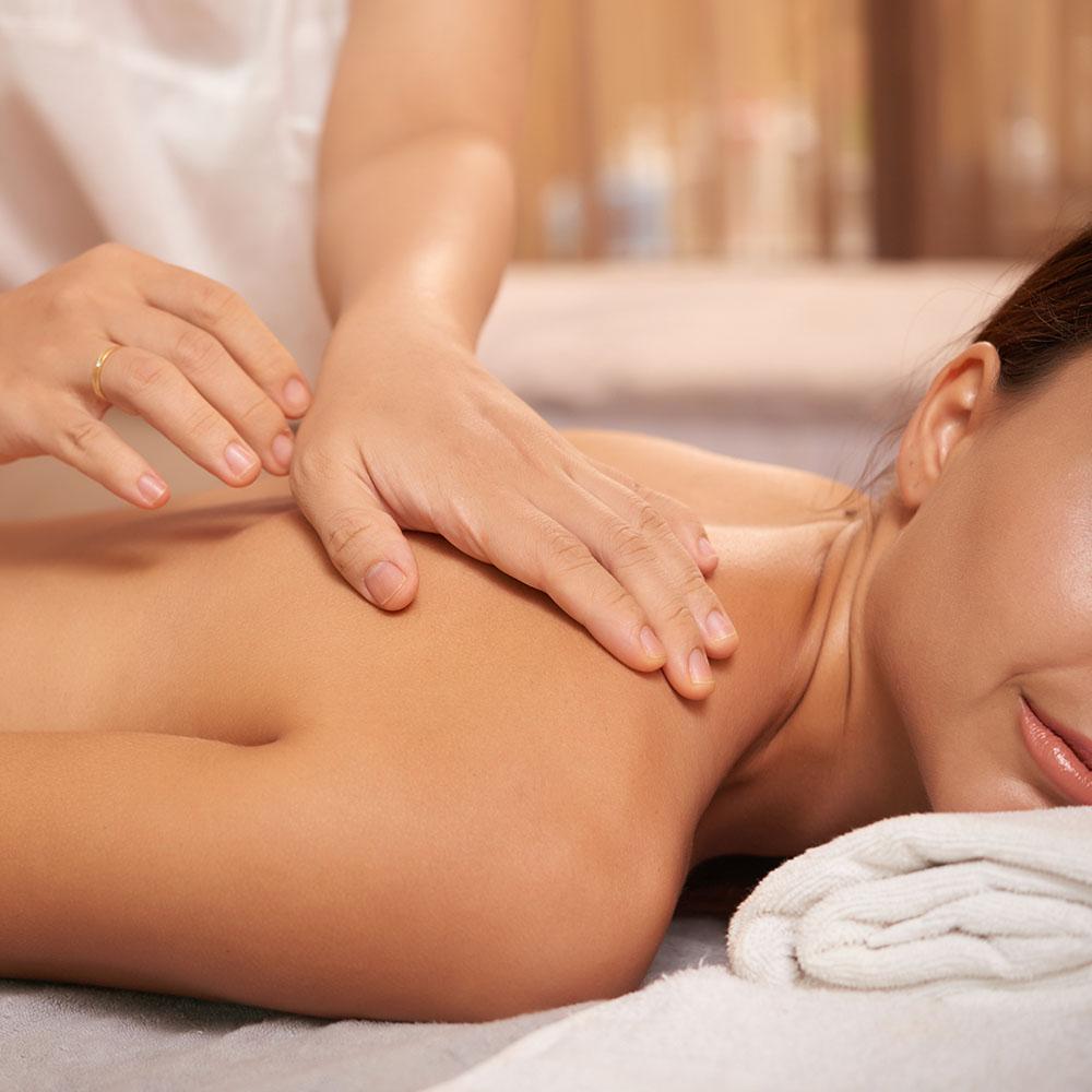 Healing massage 60 min